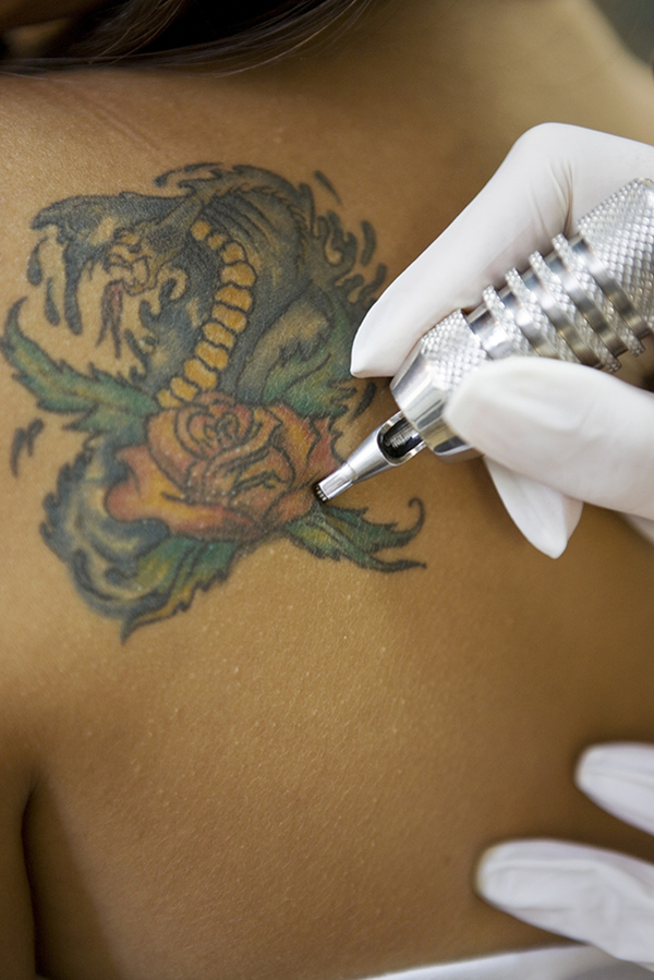 health risks of tattoos Lifestyle health & wellness body art the surprising science of tattoos, from medicinal benefits to how they with the most convincing effects seen in.