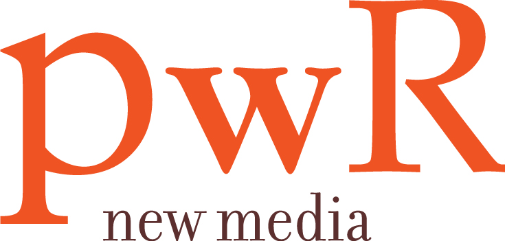 PWR New Media Logo