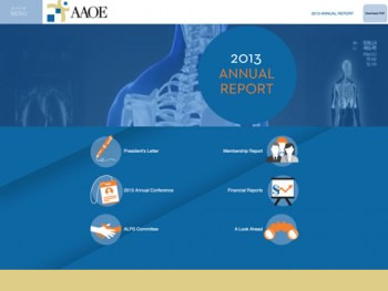 AAOE Digital Annual Report