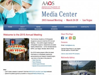 AAOS Annual Meeting