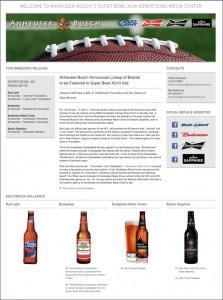 Anheuser-Busch Super Bowl