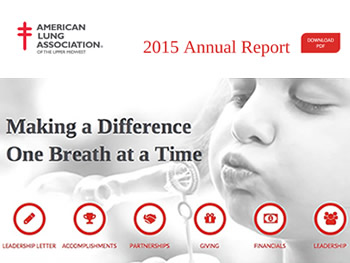 American Lung Association of the Upper Midwest